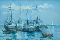 Картины художника Фербер Виктор Александрович