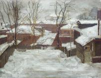 Картины художника Бакшеев Василий Николаевич