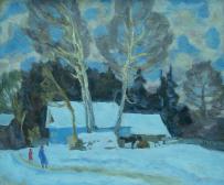 Картины художника Тукачёв Леонид Лаврентьевич