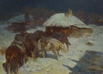 Картины художника Греков Митрофан Борисович