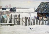 Картины художника Ткачёв С.П., Ткачёв А.П.