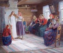 Картины художника Антохина-Куракса Наталья Александровна