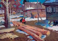 Картины художника Семячкин Павел Семенович
