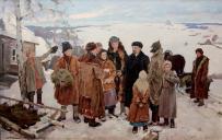 Картины художника Голицын Иван Иванович