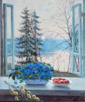 Картины художника Сысоев Николай Александрович