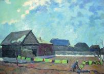 Картины художника Селицкий Владимир Павлович