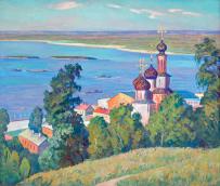 Картины художника Шатов Ефим Игнатьевич