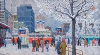 Картины художника Биткин Евгений Петрович