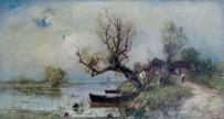Картины художника Клевер Юлий Юльевич