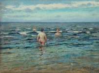 Картины художника Горбатов Константин Иванович