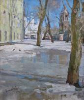 Картины художника Смирнов Сергей Иванович