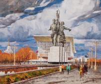 Картины художника Петров Дмитрий Юрьевич
