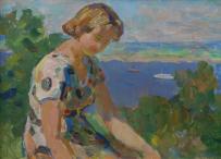 Картины художника Рылов Аркадий Александрович