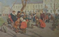 Картины художника Мелкий А.А.