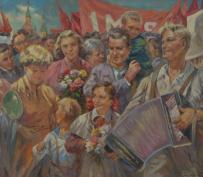 Картины художника Старостин Павел Николаевич