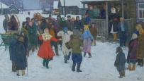 Картины художника Чижонков Александр Тимофеевич