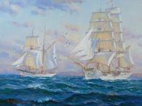 Картины художника Свиридов Сергей Алексеевич