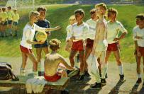 Картины художника Солодовников Алексей Павлович