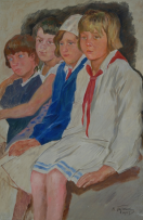 Картины художника Бучкин Пётр Дмитриевич