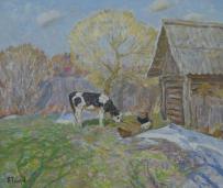 Картины художника Тимофеев Анатолий Павлович