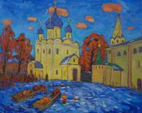 Картины художника Бритов Ким Николаевич