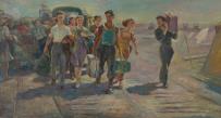 Картины художника Гончаров Григорий Андреевич