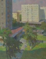 Картины художника Гордон Григорий Меерович