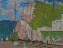 Картины художника Домашников Борис Федорович