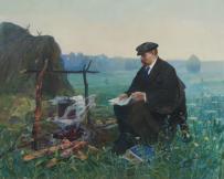Картины художника Володин Николай Яковлевич