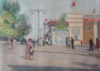 Картины художника Богомолов Анатолий Анатольевич