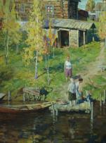 Картины художника Верижников Владимир Гаврилович