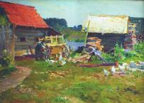 Картины художника Чебаков Никита Никанорович