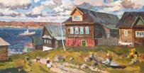 Картины художника Виноградов Леонид Николаевич
