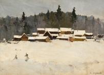 Картины художника Аладжалов Мануил Христофорович