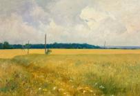Картины художника Серов Владимир Александрович