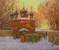 Картины художника Аралов Владимир Николаевич