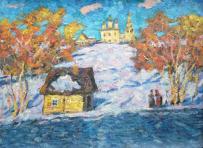 Картины художника Редько Евгений Давыдович