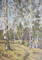 Картины художника Мухаркин Вилен Дмитриевич