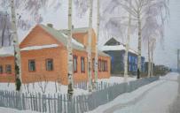 Картины художника Калинычева Клара Ивановна