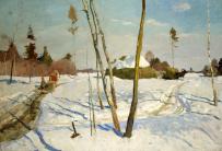 Картины художника Гапоненко Тарас Гурьевич