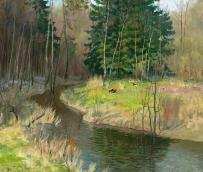 Картины художника Павлов Пётр Васильевич