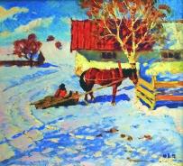 Картины художника Внодченко Юрий Федорович
