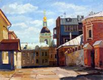Картины художника Михайлов Иван Григорьевич