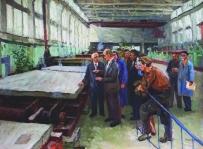 Картины художника Богатырев Михаил Григорьевич