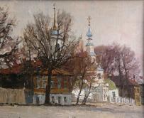 Картины художника Мокшин Юрий Александрович