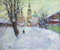 Картины художника Захаров Андрей Аркадьевич