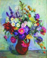Картины художника Бритова Наталья Кимовна