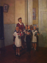 Картины художника Кержнер Александр Хаскелевич