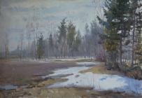 Картины художника Терпсихоров Николай Борисович