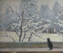 Картины художника Токарев Владимир Федорович